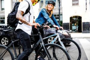 City/Hybrid Bikes