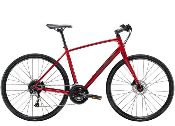 Trek gents hybrid bike